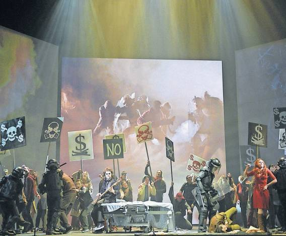 Pink Floyd becomes grand opera