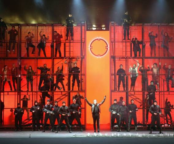 «Another Brick in the Wall – L'opéra» : le second acte est le bon!