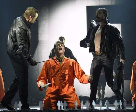 Pink Floyd's 'The Wall' Opera Trades Rock for Emotional Power
